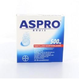 Aspro bruistabletten (20st)