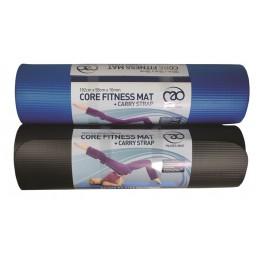Core Fitness mat met Carry...