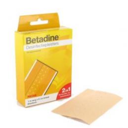 Betadine pleisters
