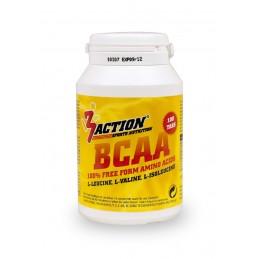 3action BCAA tabletten