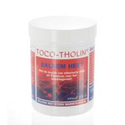 Toco tholin balsem heet