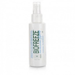 Biofreeze coolgelei spray...