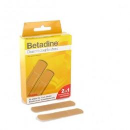 Betadine...