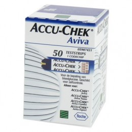 Accu-chek teststrips