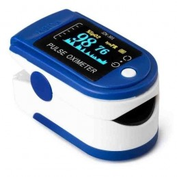 Top Vital Pulse-oximeter incl tasje
