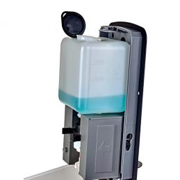 Contactloze dispenser desinfectie