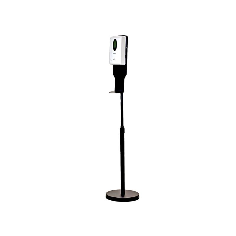 Contactloze dispenser voor vloeibare desinfectie