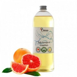 Verana massageolie Grapefruit