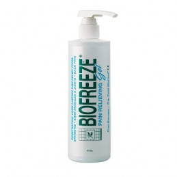 Biofreeze coolgelei + pomp...