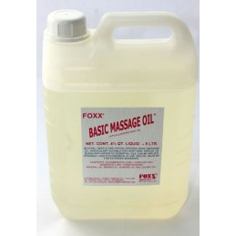 Foxx Basic Massageolie - 5 Liter