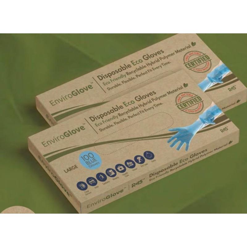EnviroGlove - Ecologische wegwerp handschoenen - Maat L