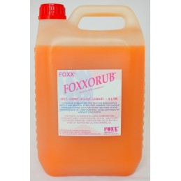 Foxxorub Warm-Up - 5 Liter