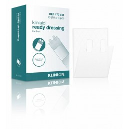 Klini-Aid ready snelverband