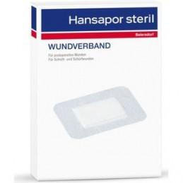 Hansapor steriel-10 x 6 cm