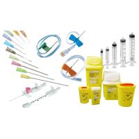 Injectiematerialen bij Medigros verkrijgbaar