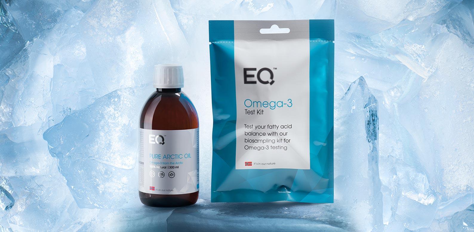 EQ pure arctic oil - EQOLOGY visolie