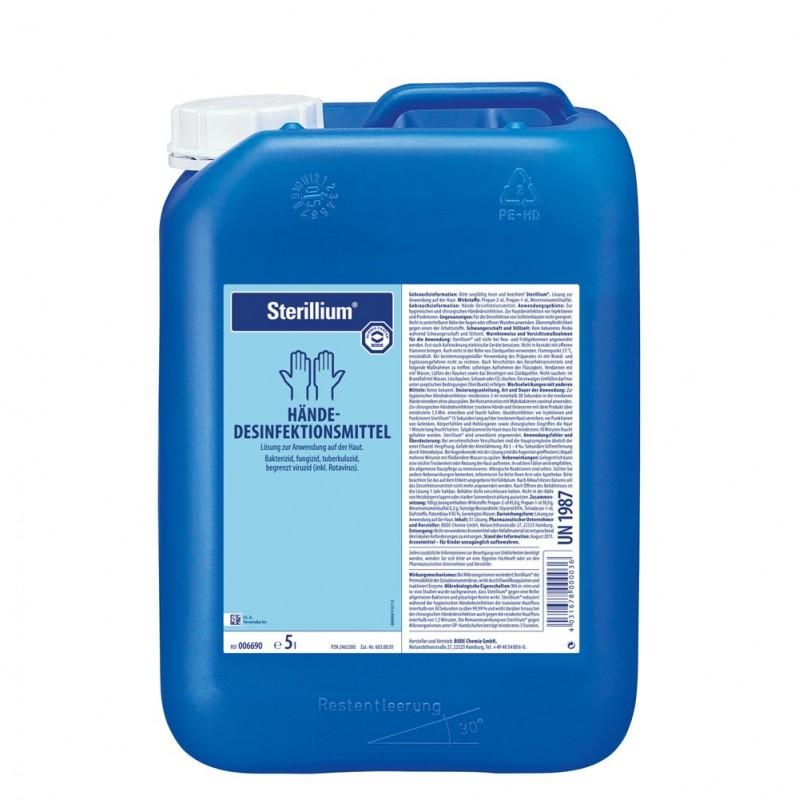 Sterillium med 5 liter